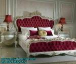 Tempat Tidur Ukiran Mewah Rosalina Terbaru