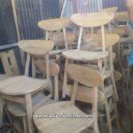 Kursi Cafe Ropan Jati