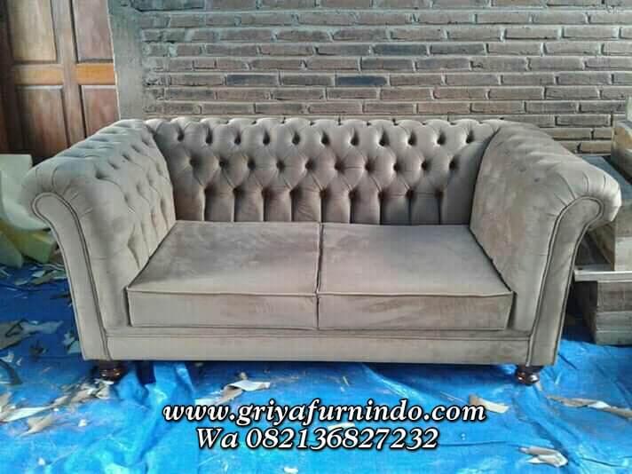 Sofa Santai Terbaru Chesterfield