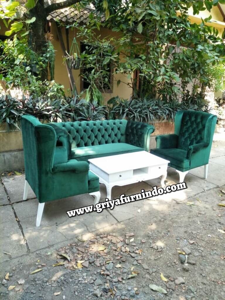 Sofa Tamu Minimalis Old